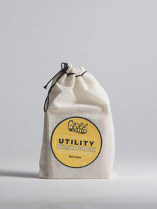 Cliff Original Utility Wash Brick Bay Rum 4oz