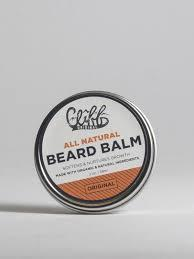 Cliff Original Beard Balm Puck 2oz