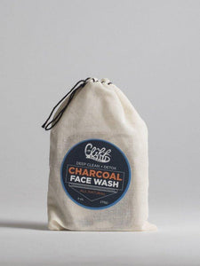 Cliff Original Charcoal Detox Face Wash Brick 4oz
