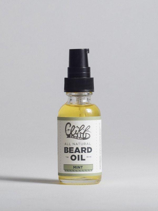 Cliff Original Beard Oil (Mint) 30 ml
