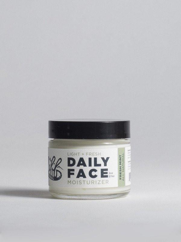 Cliff Original Daily Face Mint 2oz