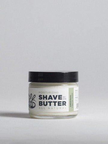 Cliff Original Shave Butter Original Mint 2oz