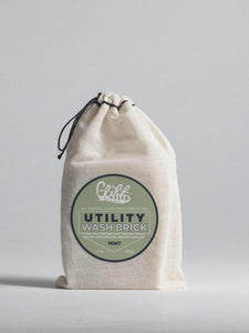 Cliff Original Utility Wash Brick Mint 4oz