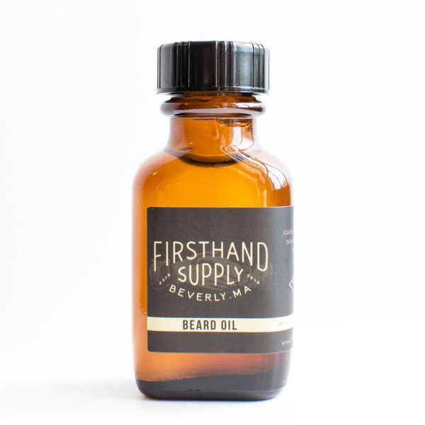 Firsthand Supply Beard Oil 1oz