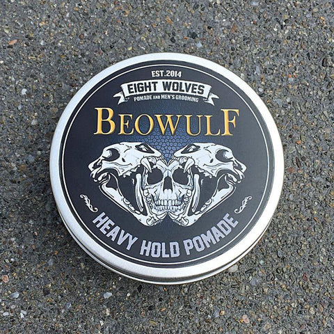 Eight Wolves Beowulf Pomade 4oz