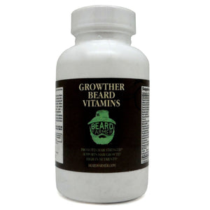 Beard Farmer Growther Beard Vitamins