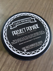 Tanch Brewery Project Pomade