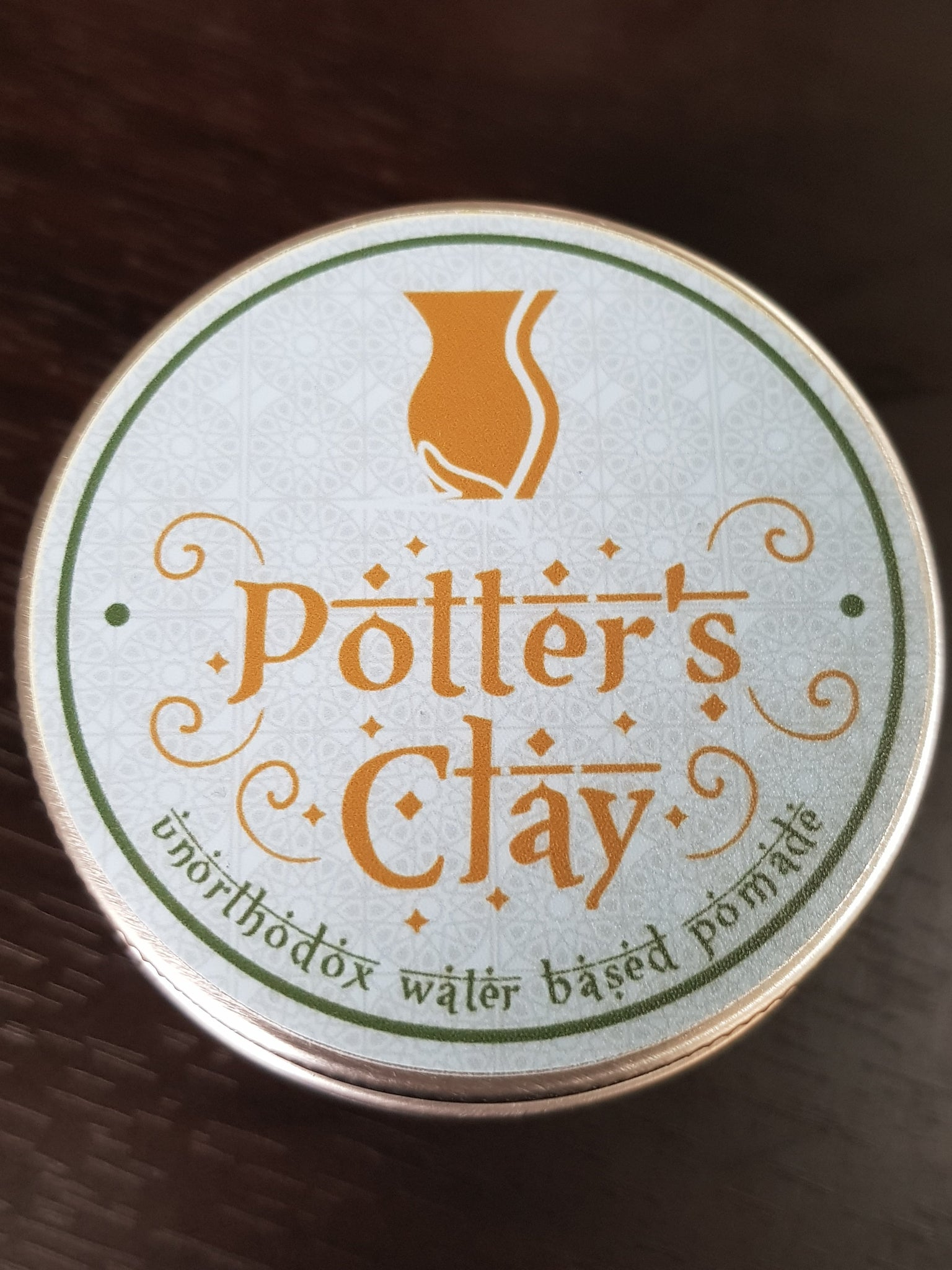 Potter's Clay City on a Hill 100g.