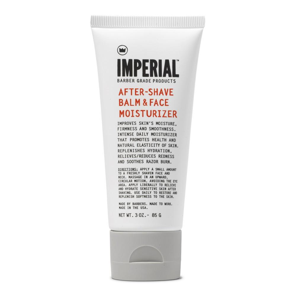 Imperial Aftershave Balm & Face Moisturizer 3oz