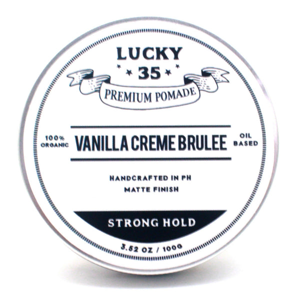 Lucky Thirty Five Vanilla Creme Brulee 100g