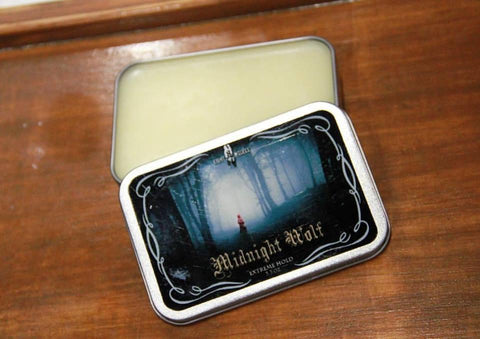 Eight Wolves Midnight Wolf Extreme Hold 3.3oz
