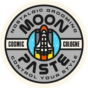 Nostalgic Moon Paste Medium Hold Pomade 4oz