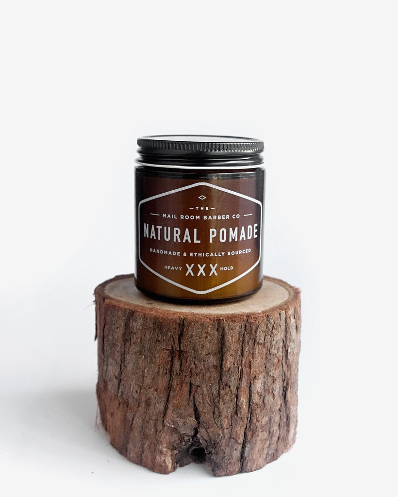 The Mail Room Barber - Natural Pomade XXX 3.5oz