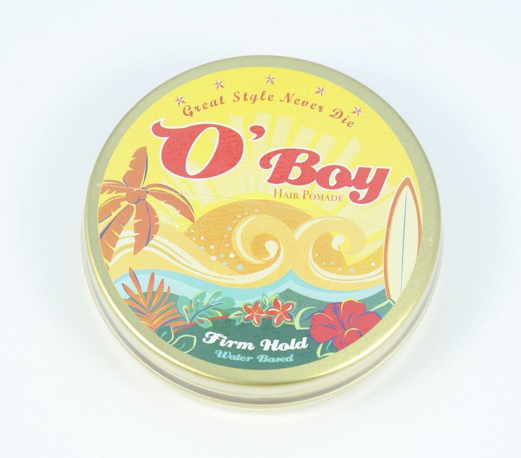 O'Boy 'Golden Summer' Pomade 3.5oz