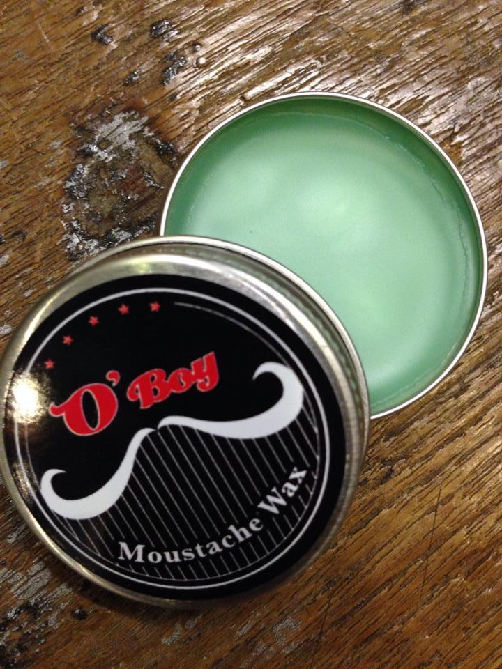 O'Boy Moustache Wax 30g