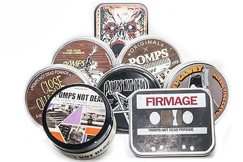 Pomps Not Dead Pomades