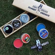 Eight Wolves Pomades