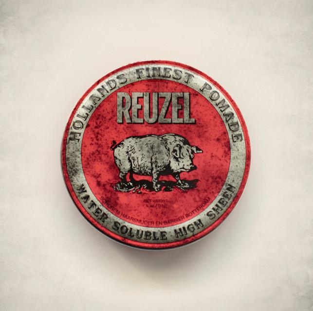 Reuzel Red High Sheen 1.3oz