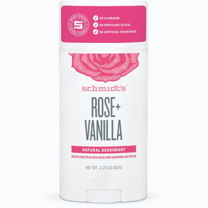 Rose + Vanilla Stick