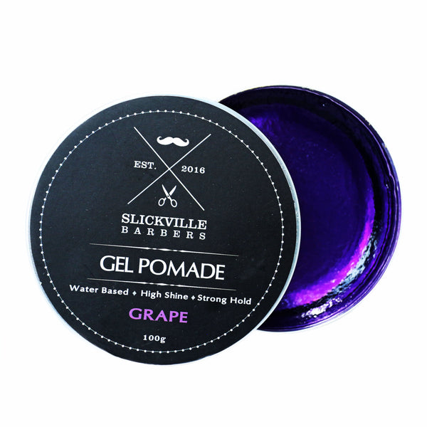 Slickville Grape Gel Pomade 100g