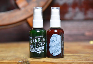 Anchors Hair Company The Bearded Sailor - Spicy Vanilla 2oz