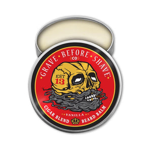 Grave Before Shave Cigar Blend Beard Balm 2oz