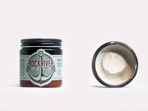 Rockriver Matte Clay Pomade 4oz