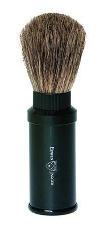 Edwin Jagger Travel Shaving Brush Pure Badger 81M536