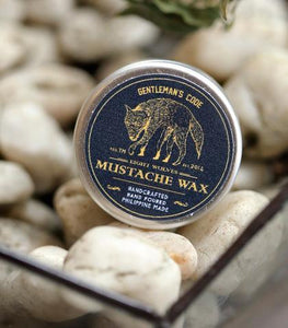 Eight Wolves Gentleman's Code Mustache Wax 15ml