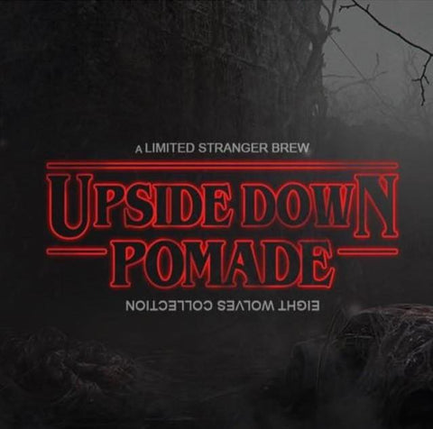 Eight Wolves Upside Down Pomade  3.3oz