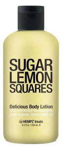 Hempz Treats Sugar Lemon Squares Body Lotion 8.5oz