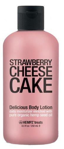Hempz Treats Strawberry Cheesecake Body Lotion 18.6oz