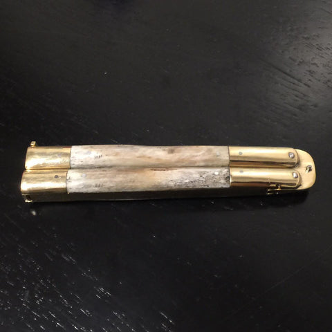 Balicomb Brass with Horsebone Inserts