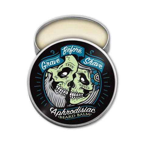 Grave Before Shave Aphrodisiac Blend Beard Balm 2oz