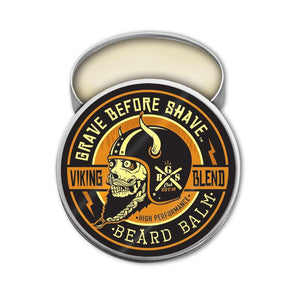 Grave Before Shave Viking Blend Beard Balm 2oz