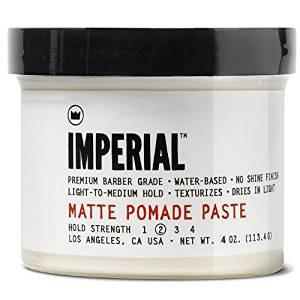 Imperial Matte Pomade Paste 4oz
