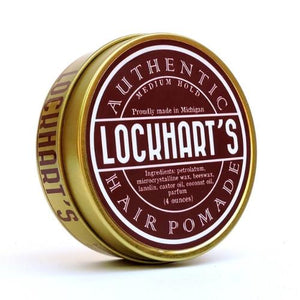 Lockharts Medium Hold Pomade 4oz