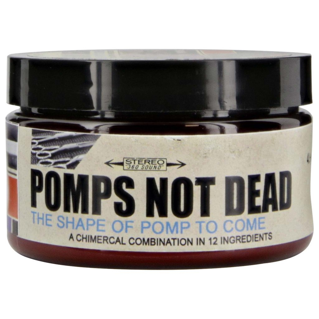 Pomps Not Dead Water Based Pomade 4oz