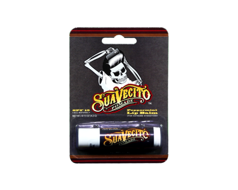 Suavecito Peppermint Lip Balm