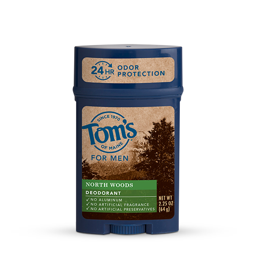 Tom's Of Maine Stick Deodorant North Woods 2.25oz