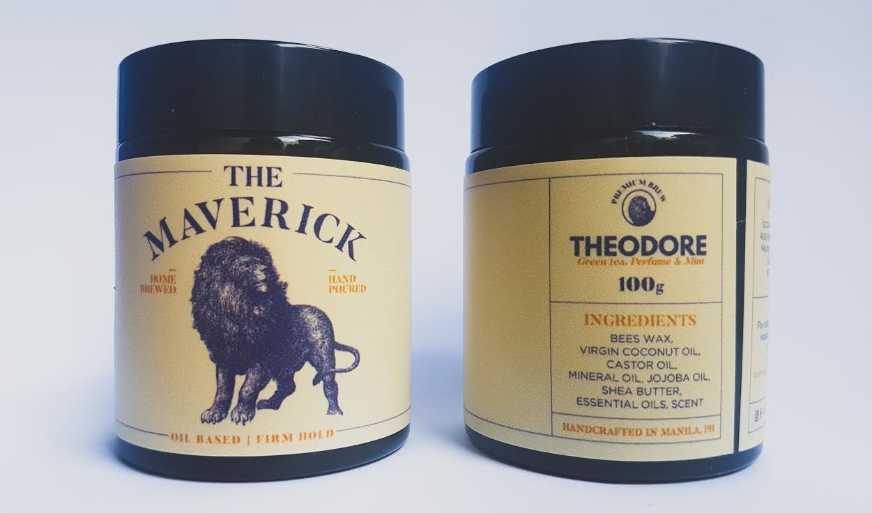 The Maverick Theodore 100g