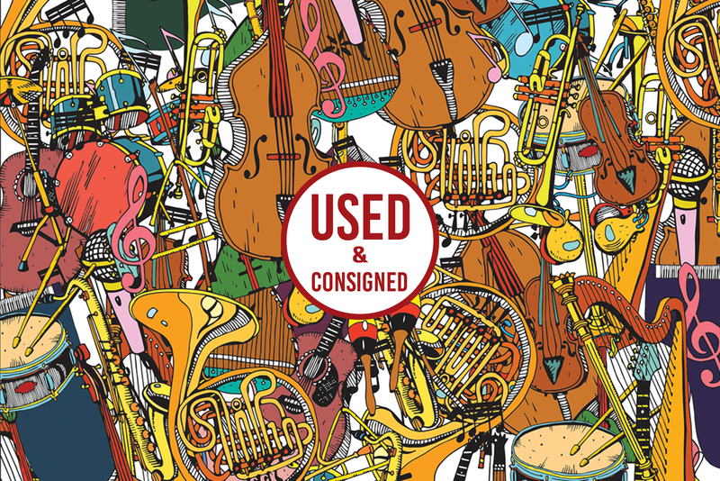 Used and Consigned Instruments