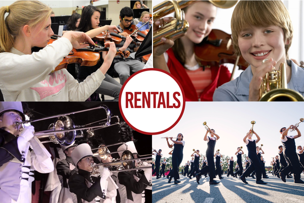 Instrument Rentals Spokane Washington | Hoffman Music