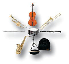 Band and Orchestra Instrument Rental Spokane Hoffman Music