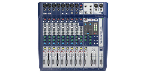 Soundcraft Signature 16; 16 Channel Mixer with FX Passive Mixer