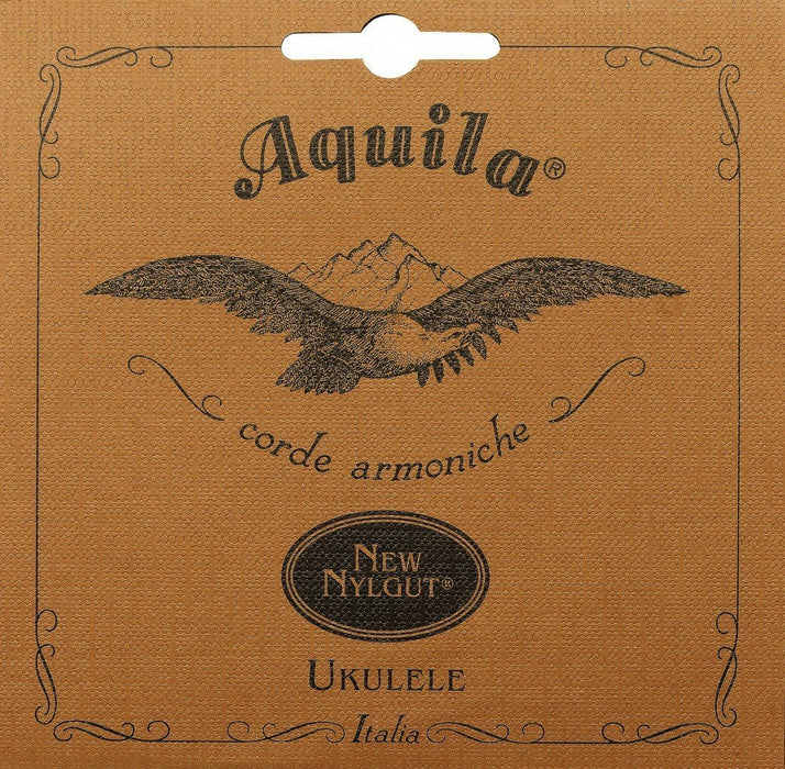Aquila 10U Ukulele String Set Spokane sale Hoffman Music 8052405531155