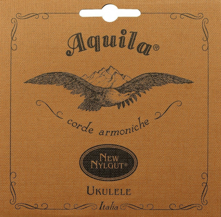Aquila 4U Ukulele String Set Spokane sale Hoffman Music 8052405530998