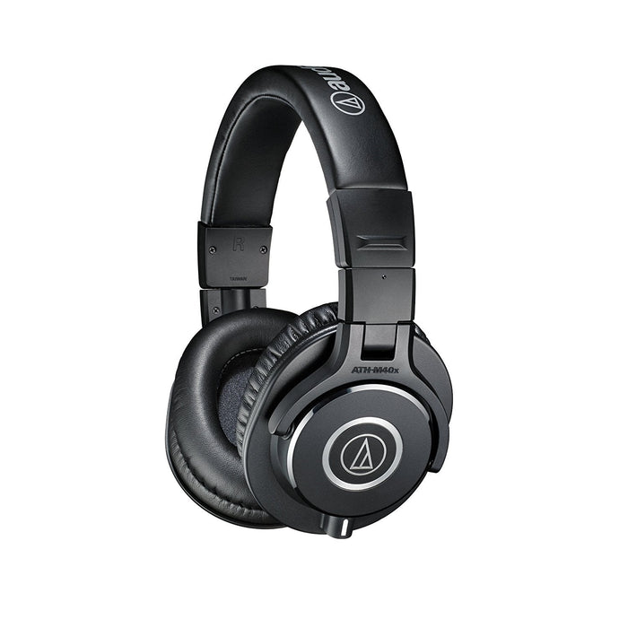 Audio-Technica ATH-M40x Headphones Spokane sale Hoffman Music 4961310125424