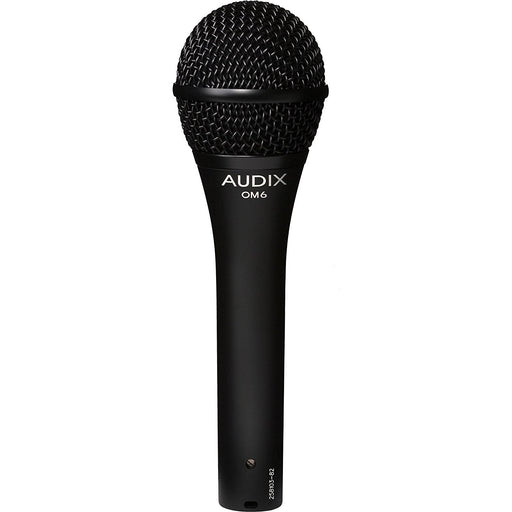 Audix OM6 Dynamic Microphone Spokane sale Hoffman Music 52960606