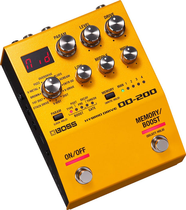 Boss DD-200 Guitar Effect Pedal Spokane sale Hoffman Music 761294514634